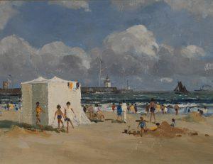 Campbell Mellon - The Beach Tent, Gorleston