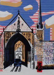 David Jones - Erpingham Gate