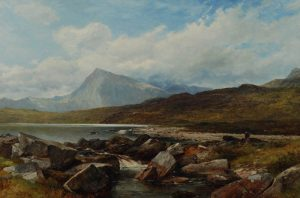 David Bates - Welsh Landscapes Nr Snowdonia