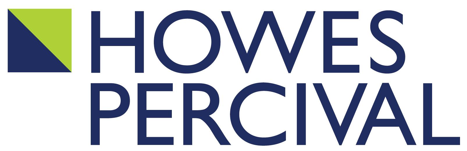 Current Howes Percival logo